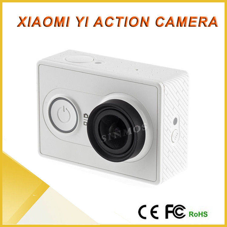 In Stock Xiaomi Xiaoyi Action Camera 1080p Bluetooth WIFI Mini Sports Camera Standard Edition