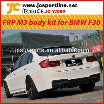 car frp facelift f30 m3 body kit motorcycle fairing body kit for