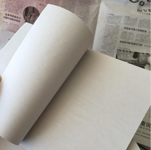 good selling wood pulp kraft paper for news printing