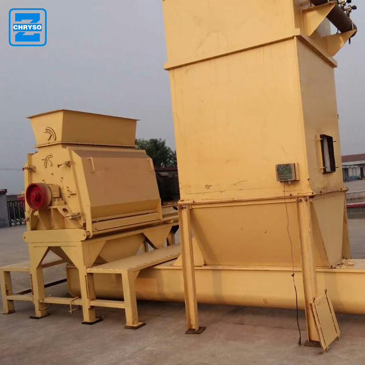 Factory Direct Sale Gasoline Power Commercial Wood Chipper Price