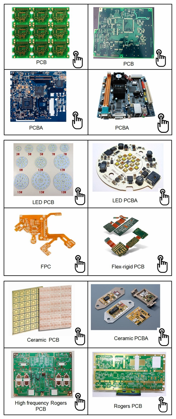 Multilayer Circuit Board Pcbs E Cigarette Pcb Printed Cost Prototype Double Sided Fr4 Of Circuitboardpcbs Click Here To View More