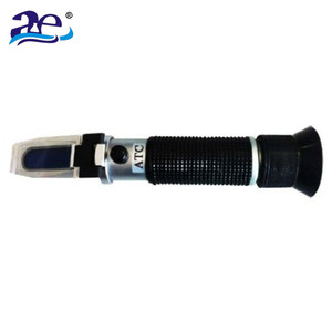 Cheap Price Portable or Hand Held Salinity Honey Brix Refractometer