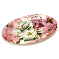 Popular Chinese wholesale dinnerware disposable frozen food plastic tray