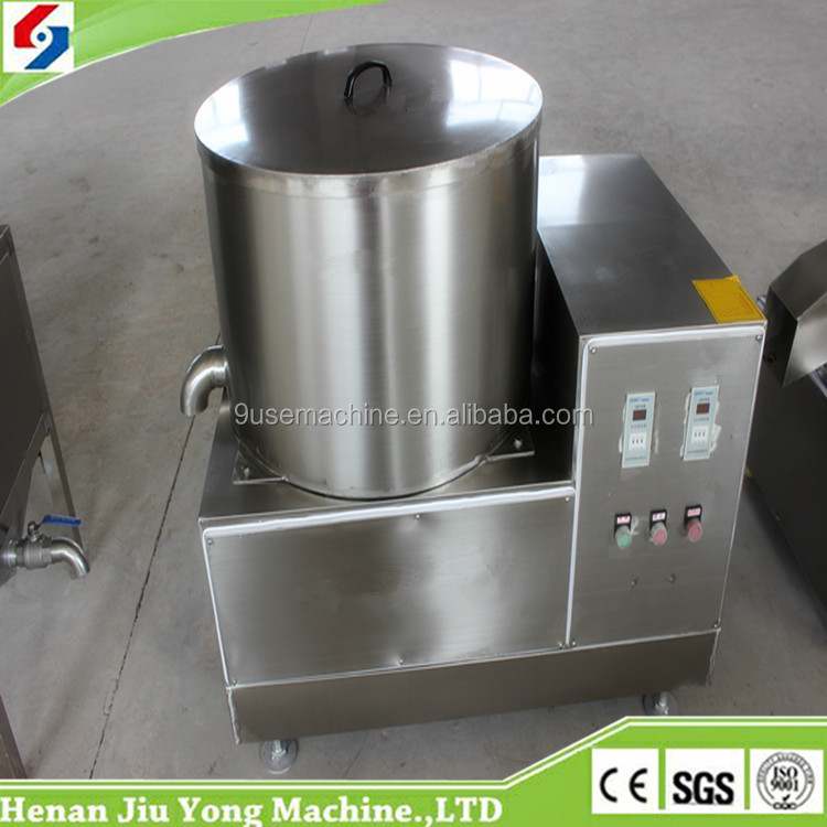 oil remove machine for fried food