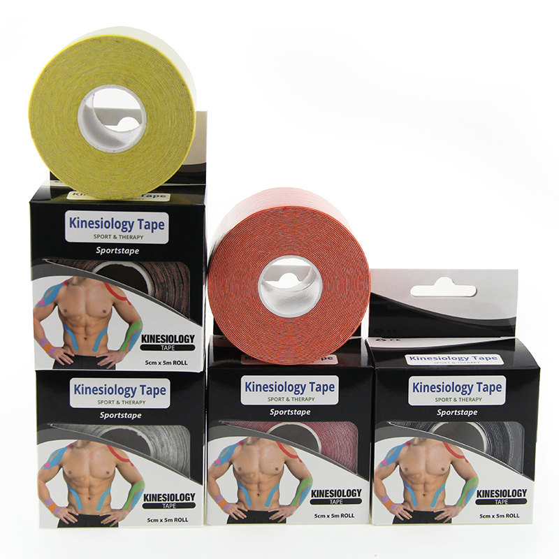 Medical Consumables Physical Therapy Supply Kinesiology Tape