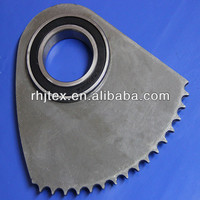 Raschel Lace Machine Parts--Fan Sprocket Wheel