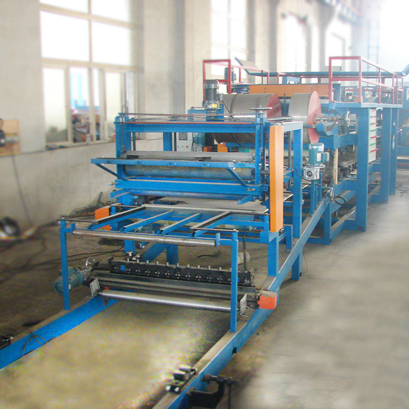Floor keramische tegel sandwich panel dakbedekking tegels making machine