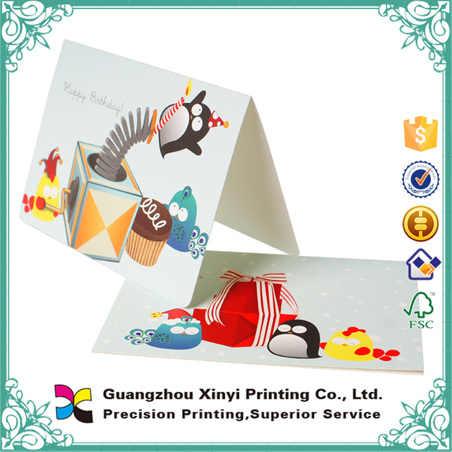 Handmade Cute Birthday Gift Card Source Quality Handmade Cute