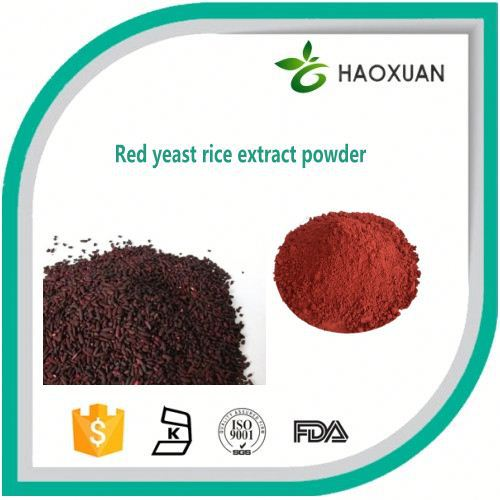 2017 hot sale side effects of red yeast rice supplement