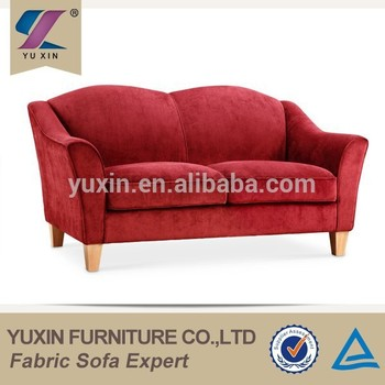 Red Sofa Set Furniture 2 Seater Sofa Middle East Sofa - Buy 2 Seater ...