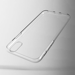 2019 Trending Factory Price TPU Soft Case For iPhone Xs Max Case Ultra Thin Clear Crystal Phone Case