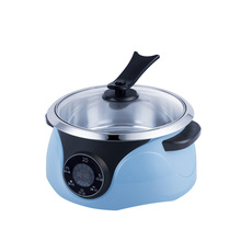 Nieuwe ontwerp 3L 1200 W elektrische hot pot multi <span class=keywords><strong>fornuis</strong></span>