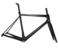 China factory cheap bicycle frame Super light 780g(xxs) Carbon Road Bike Frame
