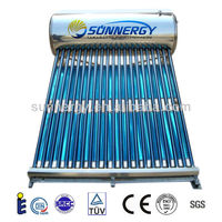 Cheap and Easy Passive domestic solar water heater for your Home