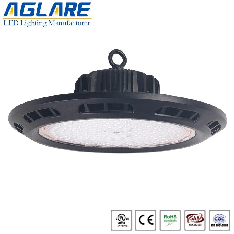 Shenzhen Aglare 150w 200w Ufo Led High Bay Light Price