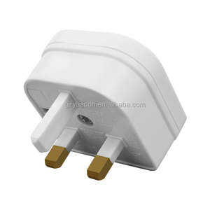 Wholesale Portable EU German to UK converter plug