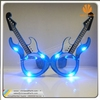 Guitar Shape Celebrate LED Flashing Lighting Up Party Glasses