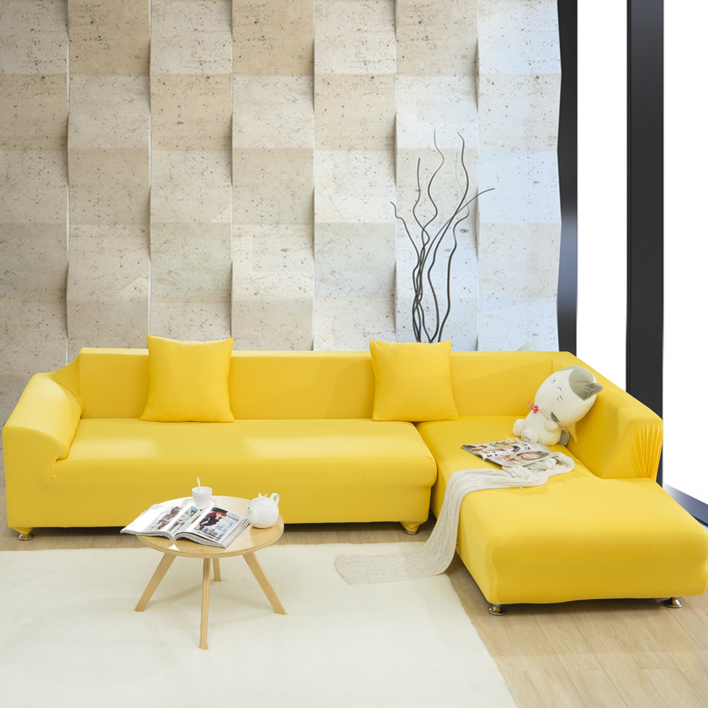 Popular Yellow Sofa Slipcover Buy Cheap Yellow Sofa