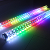 2019 newest led light remote control 3D rgb led pixel tube led stick bar light for bumper car