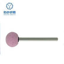 Ball shape Cylinder Abrasive Mounted Point Grinding Wheel Stone grinding tools for Rotary Tool