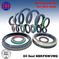 nonstandard or standard cylinder shaft rotary machine oil seal