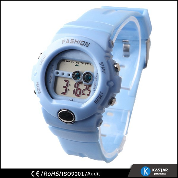 factory direct price digital wrist vogue watch lady