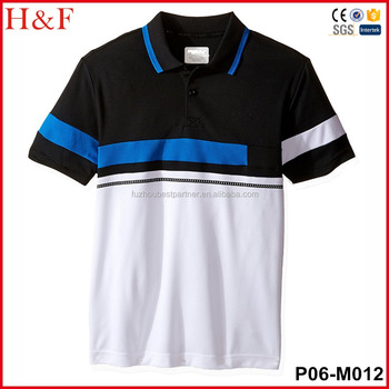 Embroidery pattern polo shirt latest design men 39 s shirts for Wholesale polo shirts with embroidery