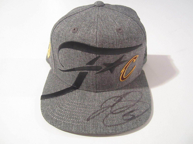 meet cef10 16a97 Get Quotations · JR Smith Cleveland Cavaliers Signed Autographed 2016 NBA  Finals Hat Cap COA - JSA Certified -