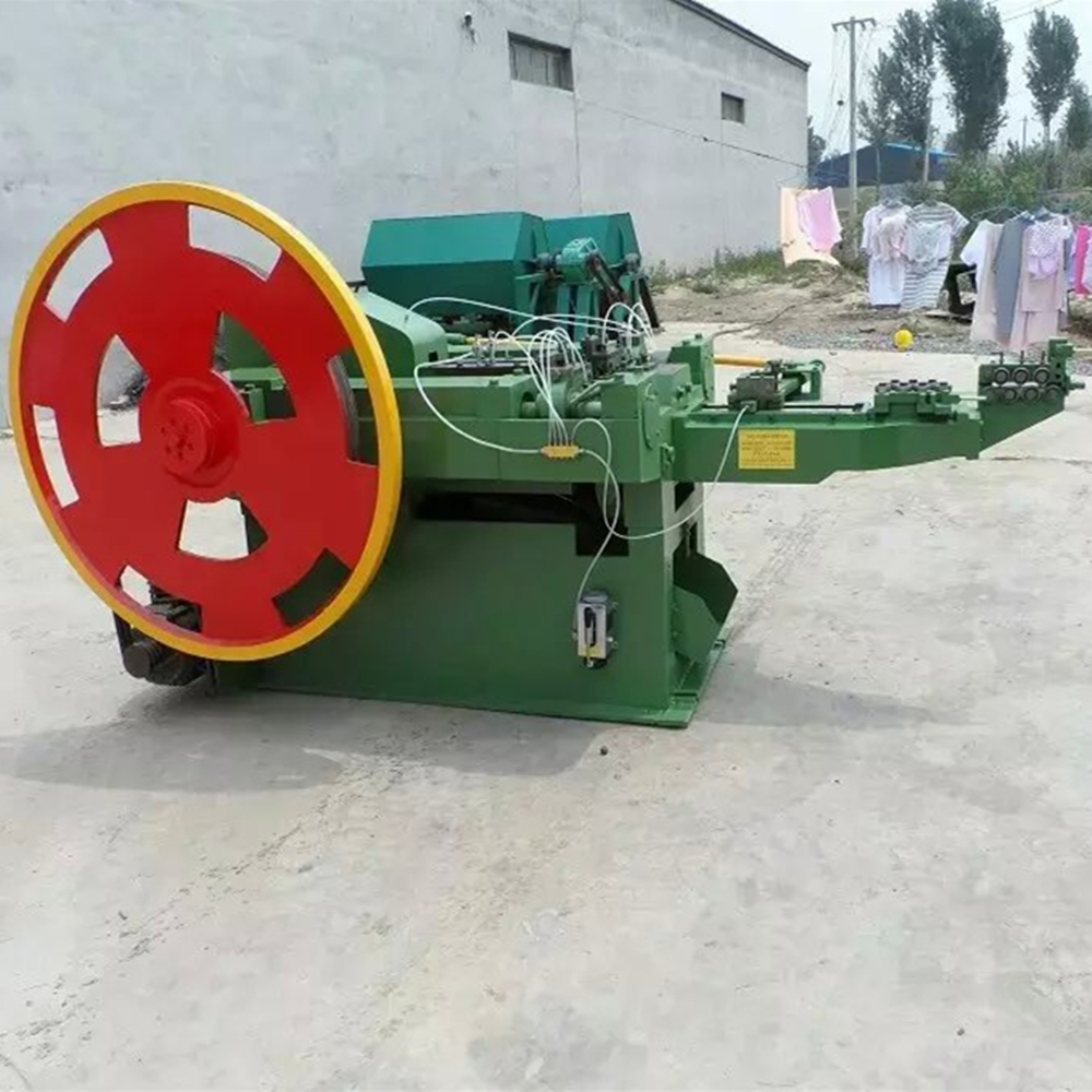 Automatic umbrella heading roofing nail making <strong>machine</strong> price