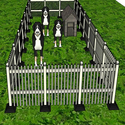 Portable Dog Fence Buy Portable Dog Fence Pvc Privacy