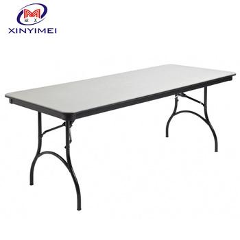 De Product table table On Banquet Table Gros Buy Pliable Cher Pliable Banquet En Rectangulaire Pas Design y0vN8OPnmw