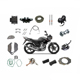 all motorcycle part,GY6 YBR125 CG125 TMAX530 motorcycle engine spare parts for motorcycle motorbike scooter dirt bike