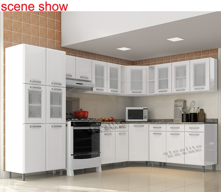 Low cost modular homes china made l shaped modular kitchen cabinet designs buy l shaped Modular kitchen design and cost