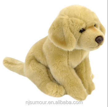 Douglas 12 Yellow Lab Dog Stuffed Plush Toy Furry Animal Buy Best
