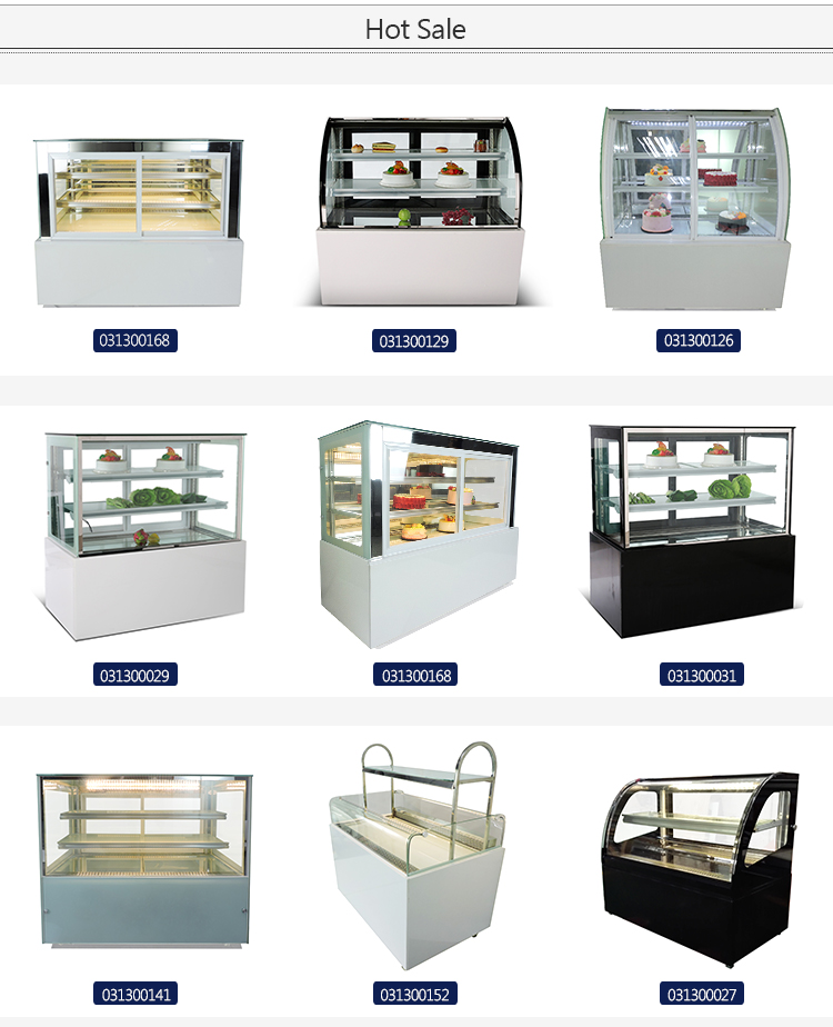 Factory direct sale commercial ice cream container refrigerated cabinet mini ice cream refrigerator