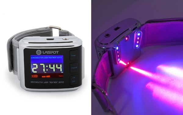 New Invented Atang 2 Color Blue And Red Light Hypertension