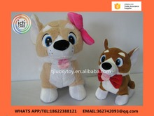 oem odm factory lovely animal cheap custom cute mini plush dog, hot sale dog plush toys,stuffed toys