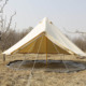 camping outdoors yurt bell tent 6m nylon bell tent