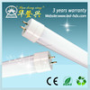 2014 new hot sell low decay 9w t8 600mm 6000-6500k energy saving & fluorescent 18w led reb tube x tube