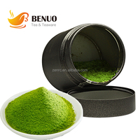 30g Tin Box Organic Ceremonial Matcha for Outdoor Japanese Matcha Ceremony