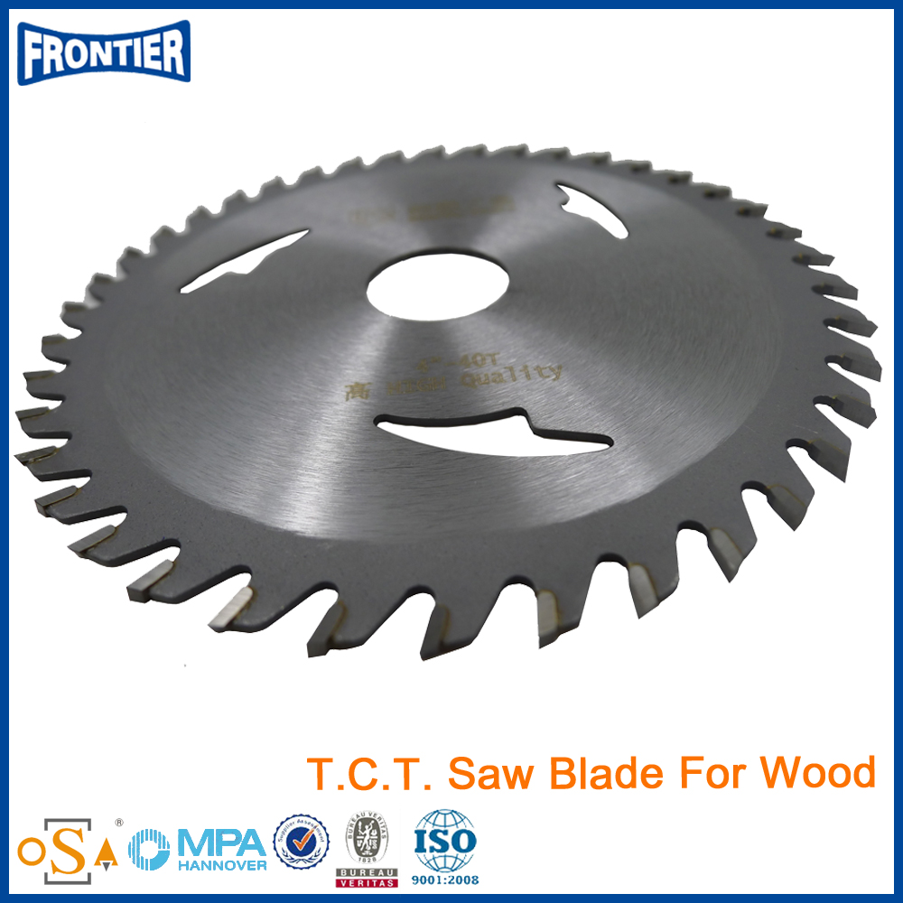 Cheaper excellent quality wood cutting tct gang rip saw blade