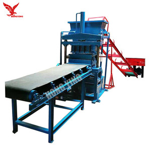 Factory direct sell China solid red clay brick making machinery price for sale