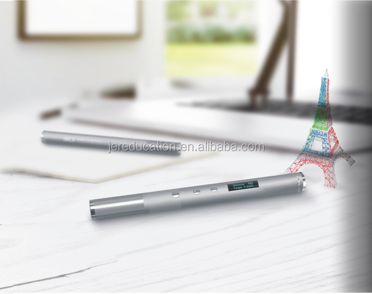 The smallest round 3D pen in the world
