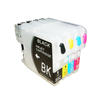 LC65 LC61 LC38 LC985 LC39 LC67 LC1100 LC980 Compatible ink Cartridge for Brother DCP 185C 195C 9805C J315 J515 J125 Printer