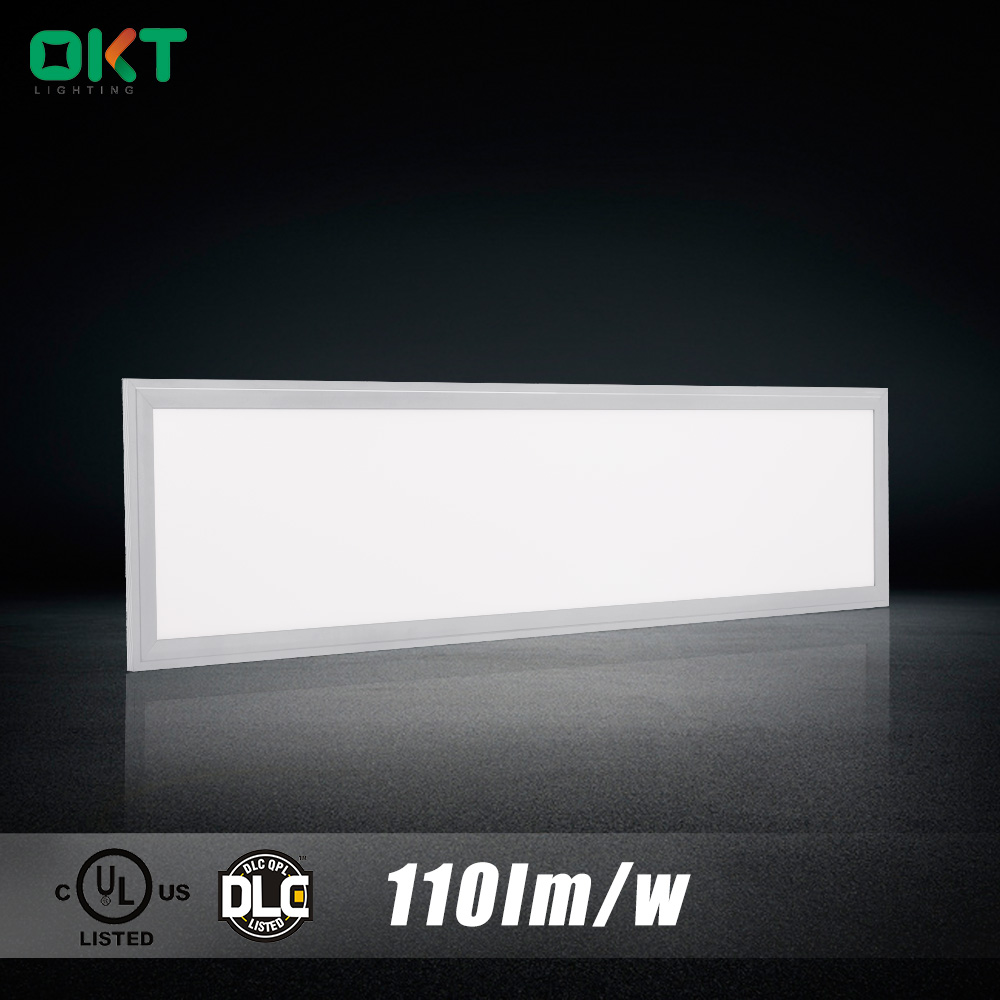 UL DLC ETL LED Panel 1x4 Multi Function Surface Ceiling Hanging Recessed Light