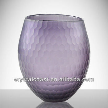Cheap Round Oval Easter Egg Shaped Flower Vase For Wedding