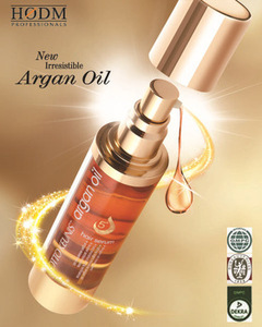 Hair repair treatment nutritive argan oil to nourish and soften hair, pure argan oil from morocco