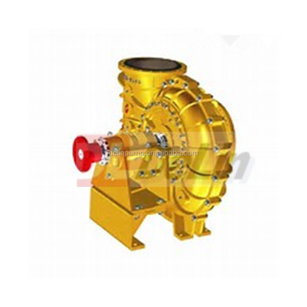 paper pulp coal washing process slurry chemical pump