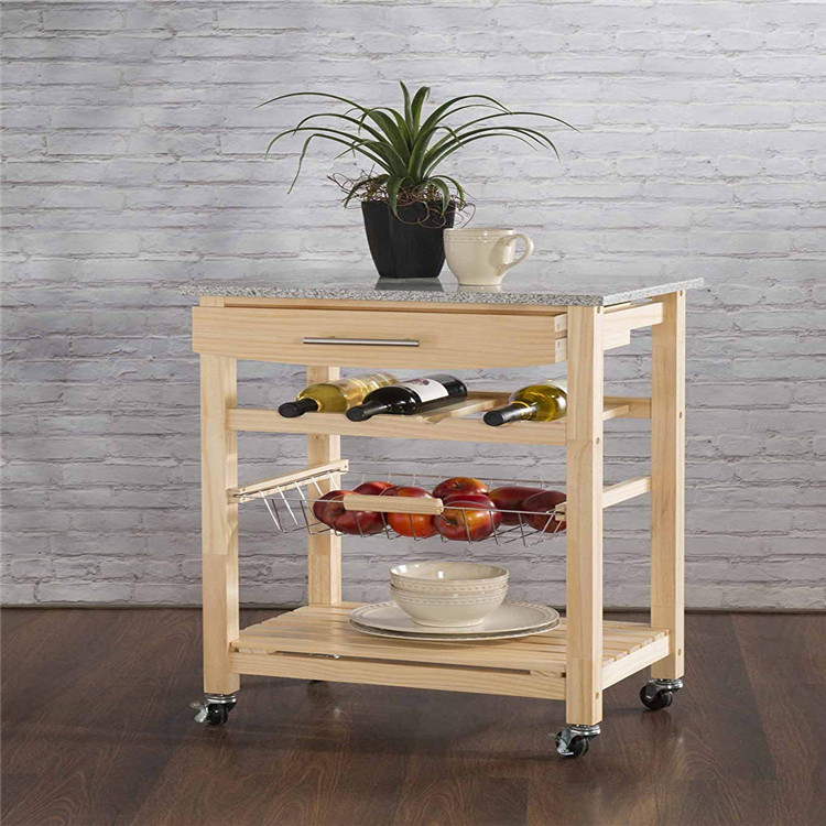 BAP-Free-Cheap-Folding-Kitchen-Trolley-With