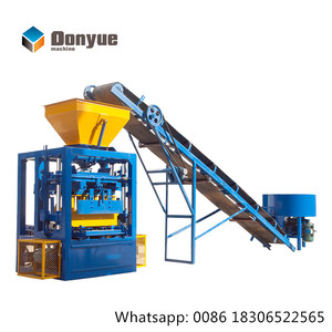 new cement brick machine supplier 5 inches 6 inches solid block making machine in ghana